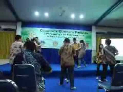 COP Kupang 2013 - Opening Ceremony Part 1