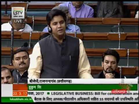 Abhishek Singh,BJP MP,  sharing his views on global economic challenges & #FinanceBudget2017