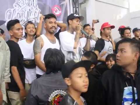 Dirty Money - Bloccalito 782 live in Bengawan Lowrider Show