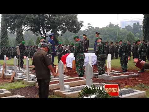 Upacara Pemakaman Militer