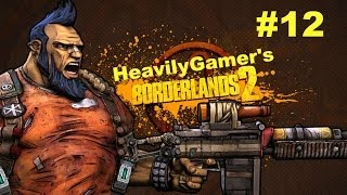 Borderlands 2 Gameplay Walkthrough Part 12:Chapter 8 A Train To Catch,Mine All Mine,Traine Robbery