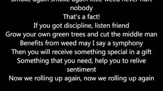 Flatbush ZOMBies - Smoke Break (Interlude) (Lyrics)