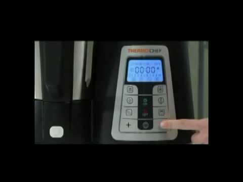 Robot da cucina Thermo Chef - Vediamo come funziona - THERMOCEHF ITALIA.mp4