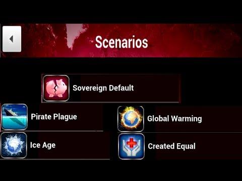 scenario plague inc