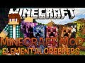 Novos Creepers | Minecraft Mod 1.5.1 Elemental Creepers