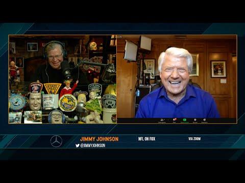 Jimmy Johnson on the Dan Patrick Show (Full Interview) 1/29/21