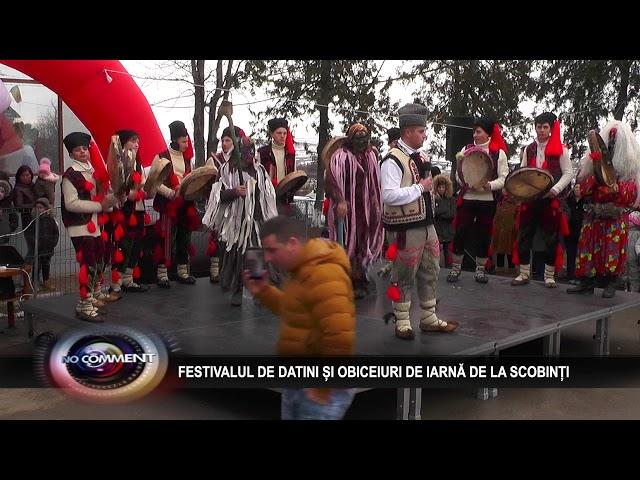 FESTIVALUL  DE DATINI SI OBICEIURI DE LA SCOBINTI, EDITIA 2019