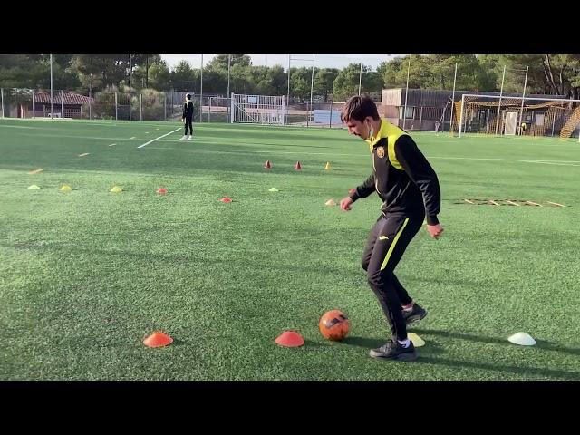 Le foot à la maison - Episode 1