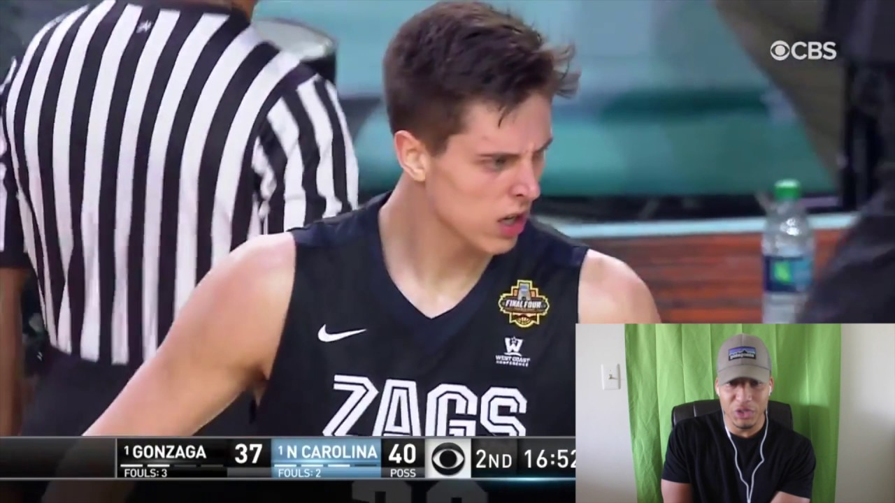 Highlights from the national championship gonzaga vs north carolina - Gonzaga Vs North Carolina Extended Game Highlights Reaction