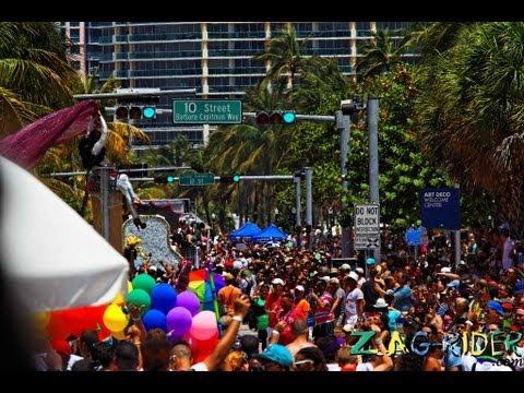 Miami Gay Pride 2013