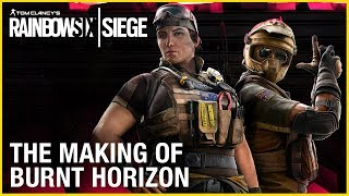 Rainbow Six Siege: The Making of Burnt Horizon's New Operators and Map | Ubisoft [NA]
