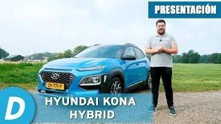 Hyundai Kona Hybrid 2020: Atento, Toyota C-hr |  Primera Prueba | Review En Español | Diariomotor