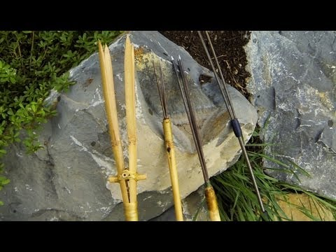 How To Make A Fishing Spear