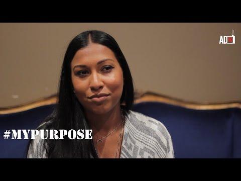 "Melanie Fiona Interview - ""My Purpose""  (@AmaruDonTV)"