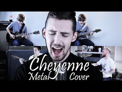 Jason Derulo - Cheyenne (Metal Cover)