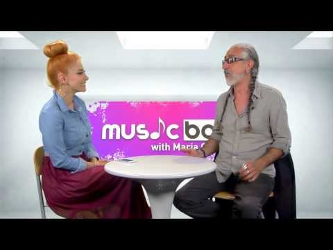Music Box with Maria Cozette Guest, Vahe Berberian