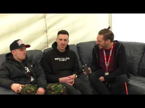 Blood Youth Interview Teddy Rocks 2017