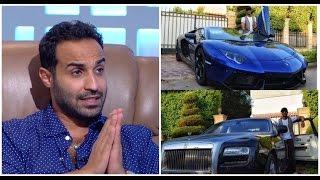 أحمد فهمي عن صورة سيارة محمد رمضان: هكذا يحب أن يشارك جمهوره