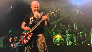 Metal Allegiance - March Of The SOD-Sgt.D/Freddy Kreuger {Best Buy Theater NYC 9/17/15}