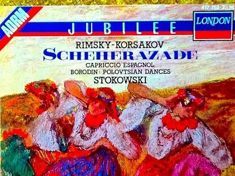 Rimsky Korsakov - Scheherazade (reference recording : Leopold Stokowski)