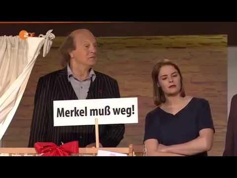 """Sendung """"Die Anstalt"""" vom 26.04.2016 zum Thema AFD"""