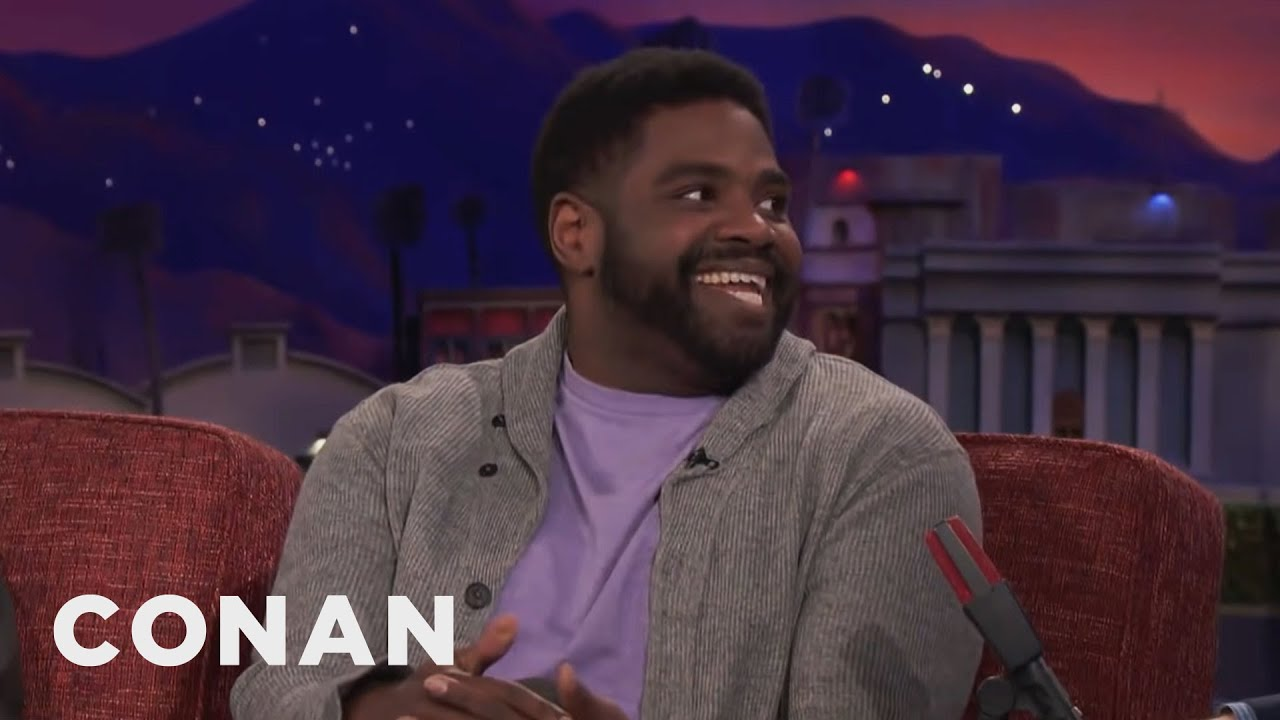 Download Ron Funches Gave Away Money At Wachovia Bank | CONAN on TBS
