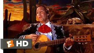 Three Amigos (7/12) Movie CLIP - Blue Shadows (On the Trail) (1986) HD