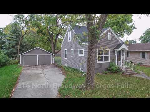 616 North Broadway | Fergus Falls