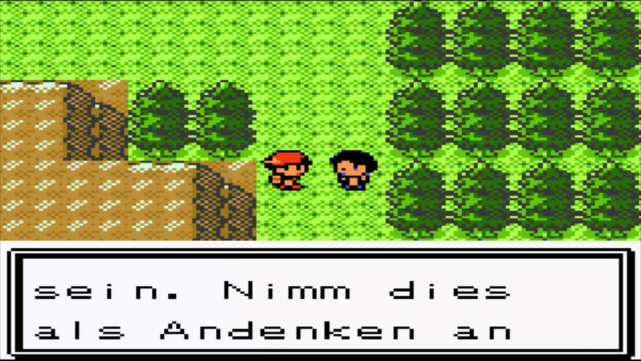 Pokemon Kristall Edition Walkthrough German Part 5 Das Grosse