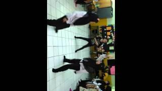 Mtsn pamulang Flashmob 8 arab
