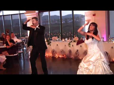 Best Best Father Daughter Dance - Official Video Hillary and CJ's Wedding