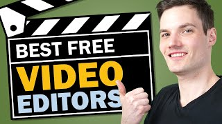🎬 5 BEST FREE Video Editing Software - 2021