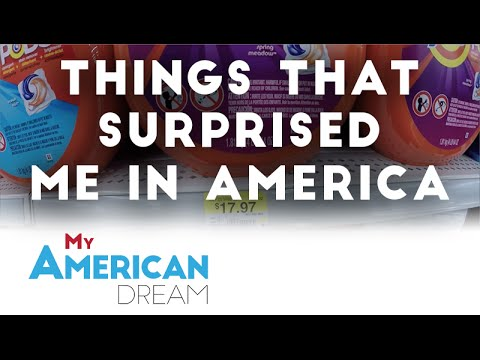 Things that surprised me in America | Internship USA