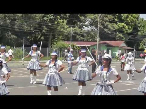 David, Panama, Separation Day Parade