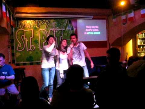Karaoke Kilians Munich - The Killers