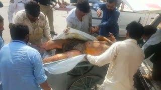 At least 148 killed in oil tanker fire in Pakistan