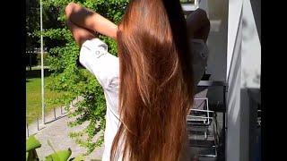 видео Как спасти тонкие и редкие волосы?! | Dasha Voice