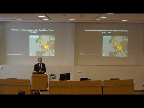 Lecture by Honorary Doctor Johan Heilbron: Making Sense of Globalizing Social Science