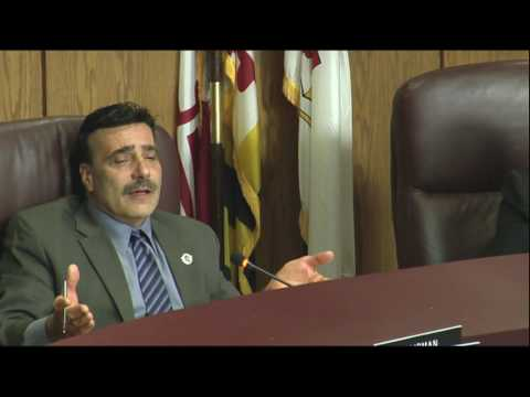 County Council Meeting May 1, 2017
