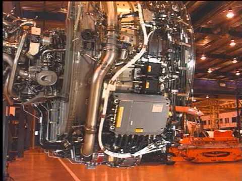 cfm56 5b komponentler