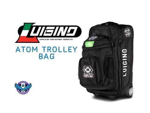 Luigino Atom Trolley Bag