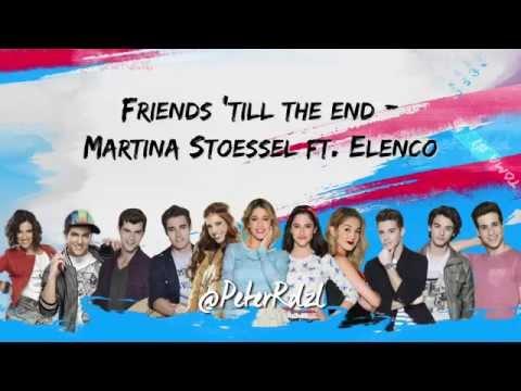 Violetta 3   Friends 'till the end  Letra