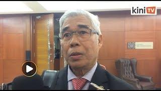 Henti guna ungkapan Bangsa Johor
