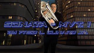 Sonata Mvt 1 - Fred L. Clinard Jr.