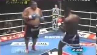 ЛУЧШИЕ БОИ  тайский бокс против СУМО