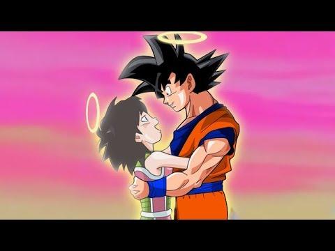 Goku Meets Gine