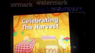Celebrating The Harvest Reversed