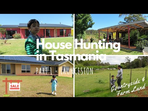 House Hunting In Tasmania - Part 1 Launceston