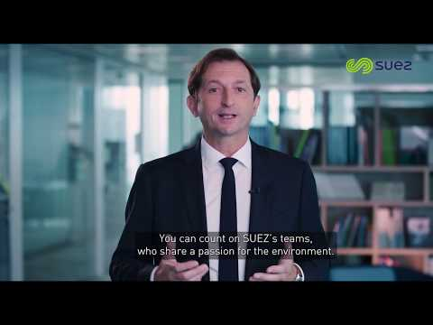 "Bertrand Camus presents ""Shaping SUEZ 2030"" strategic plan - SUEZ"