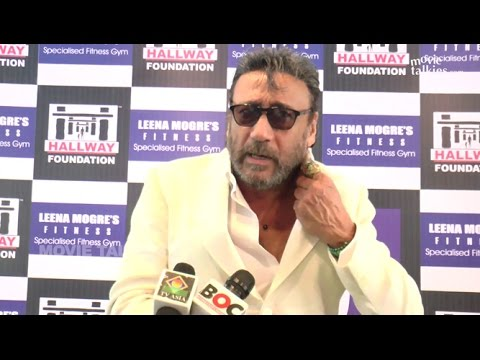 Jackie Shroff's Very FUNNY Interview